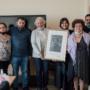 75 ОУ от кв. Факултета се сдоби с портрет на Шакир Пашов – апостолът на ромите в България